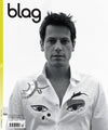Ioan Gruffudd BLAG Magazine Cover Photographer: Sarah J. Edwards, Art Direction: Sally A. Edwards. All Rights Reserved by BLAG UK Ltd.