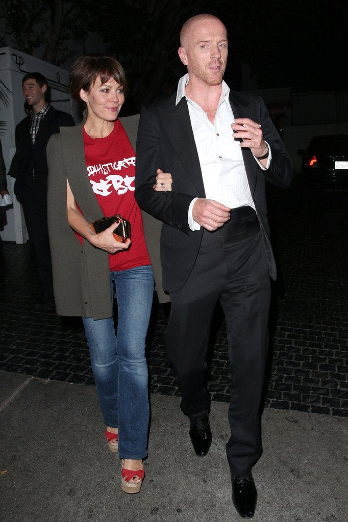 BLAG Sophisticated Rebel T-Shirt by Sally A. Edwards, Sarah J. Edwards & Tom Hardy. Worn by Noomi Rapace and Howard Charles