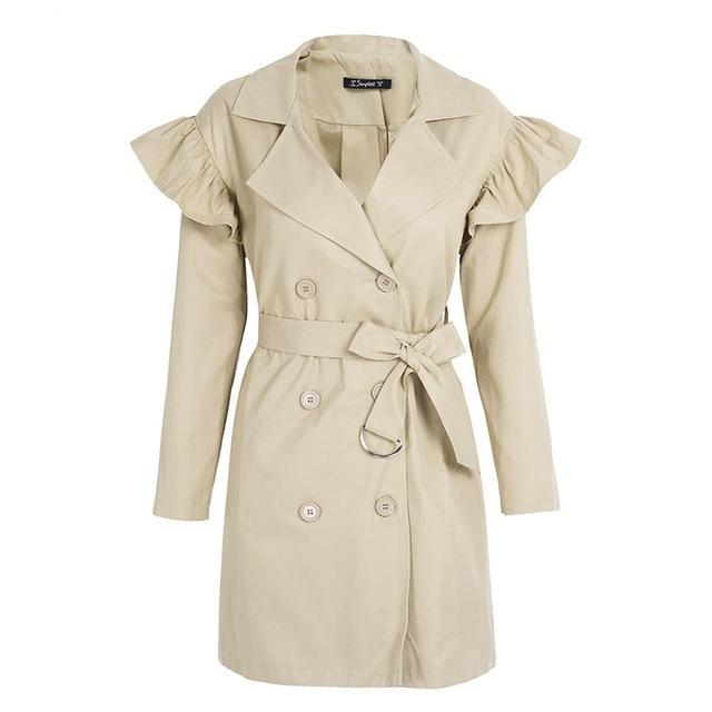 Cece Beginners Luck Coat