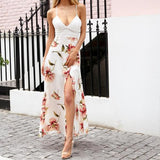 Isabella Beachin Bahamas Maxi Dress