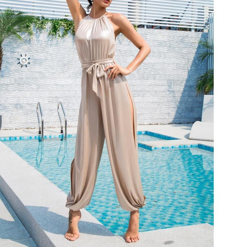 Avery All That Glitter Is Gold Jumpsuit