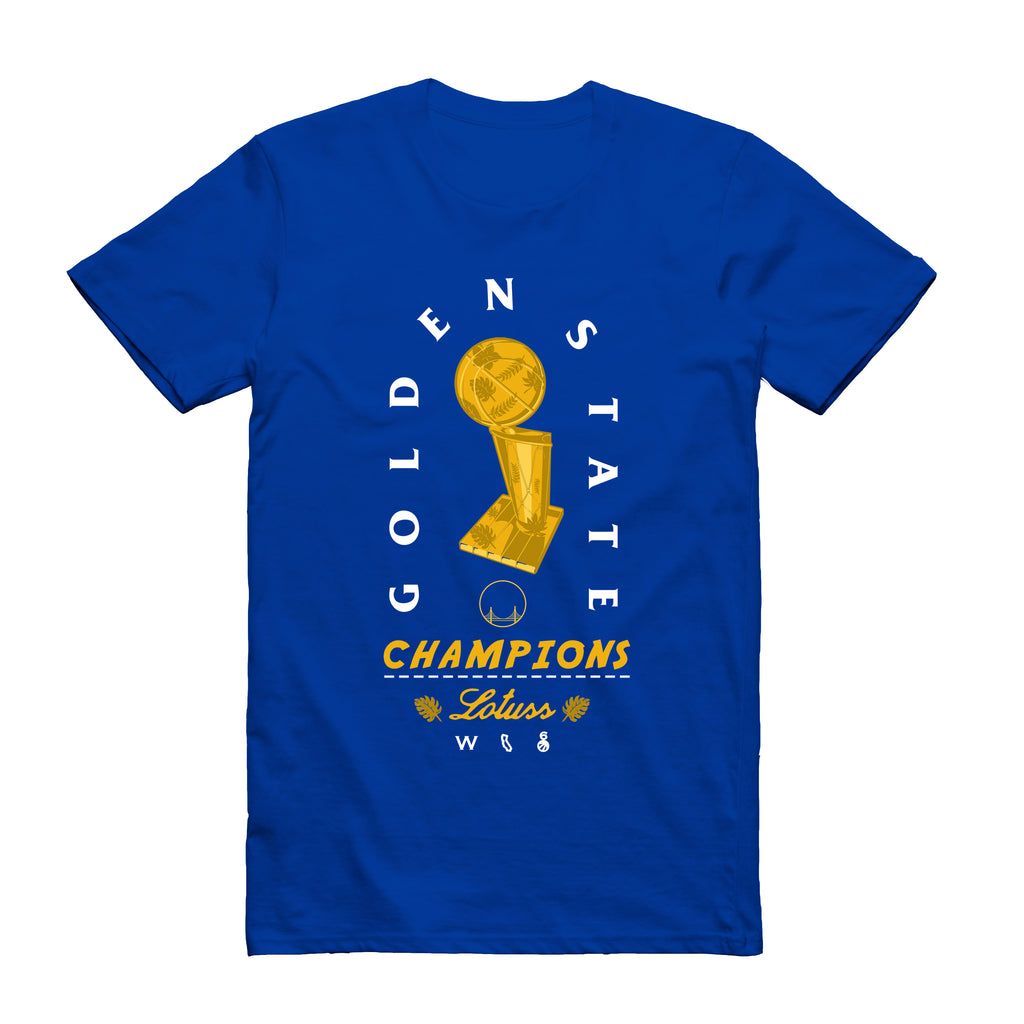 DUB Champ Tee (Royal Blue)