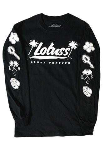 Aloha Palm Tree Classics Tee (White)