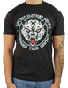 Conquer Your Destiny Wolf Tee (Black)