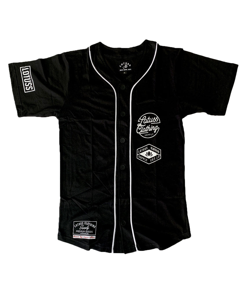 Lotuss Premium Goods Jersey (Black)