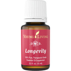 Longevity Essential Oil 15 ml