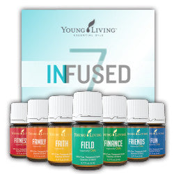 Infused 7 Essential Oil Collection - Oola