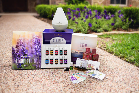 *Young Living Premium Starter Kit*  with a Wholesale Account  ***RECOMMENDED and comes with extra free gifts!***    ***SPECIAL PURCHASE LINK IN DESCRIPTION for $160**