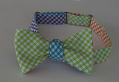 MEN'S & YOUTH BOW TIES AND CUMMERBUNDS