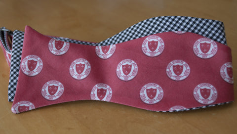 Country Day Vintage Mens Bow Tie