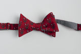 Chaminade Red Devils Mens Bow Tie