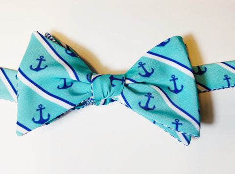 Anchors Pattern - 2 colors