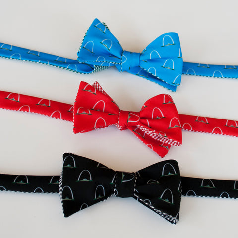 St. Louis Arch Bow Tie - 3 colors