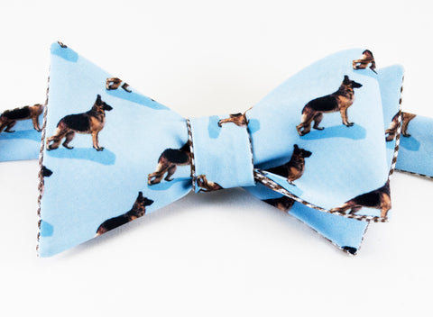 German Shepherd Bow Tie