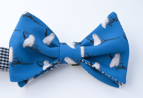 Harry Potter Owl Bow Tie