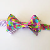 Jelly Bean Bow Tie - Mens
