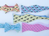 Kentucky Derby Bow Tie - 2 colors
