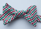 Christmas Bow Ties - Festive Patterns