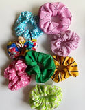 Scrunchie and Matching Mask Assorted