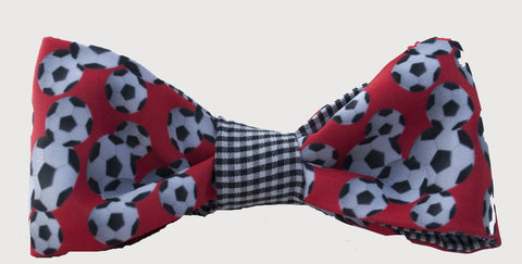 Soccer Bow Tie