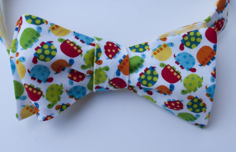 Turtles Bow Tie - Youth