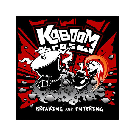Kaboom Bros. Vol.1: Breaking and Entering