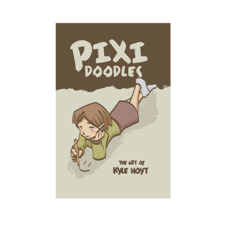 Pixidoodles - The Art of Kyle Hoyt