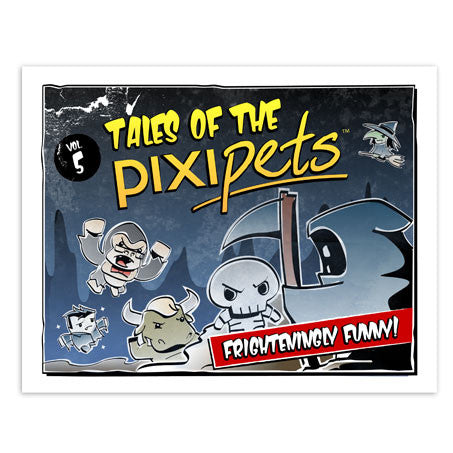 Tales of the Pixipets