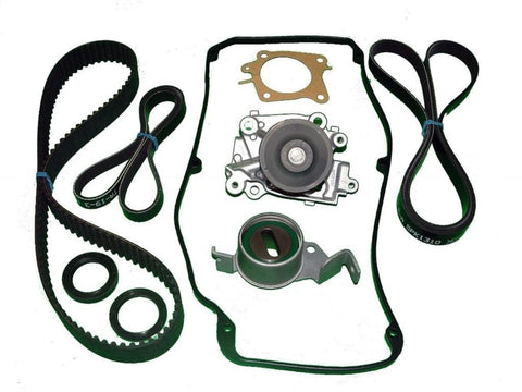 Timing Belt Kit Mitsubishi Mirage 1.5L 1999 to 2002 4G15