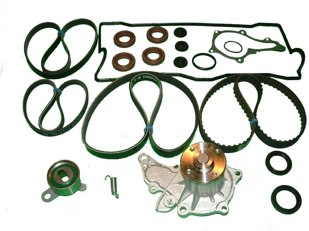 Timing Belt Kit Toyota Corolla 1990 to 1992 4AFE 1.6L FWD