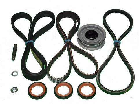Timing Belt Kit VW Volkswagen Golf 2.0L 1997 GL ABA Gas