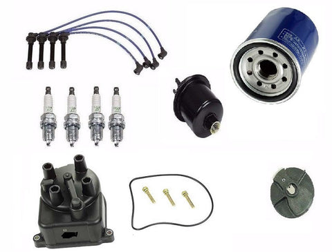 Tune Up Kit Honda Civic DX EX LX 1996 to 2000 1.6L