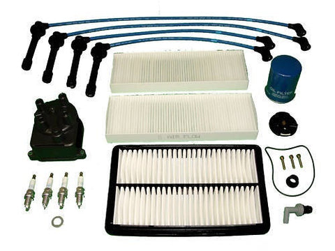 Tune Up Kit Honda Accord SOHC NON-VTEC 2.3L 2000 to 2002