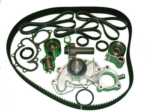 Timing Belt Kit Toyota Tundra V6 2000 to 2004 3.4L With Oil Cooler.