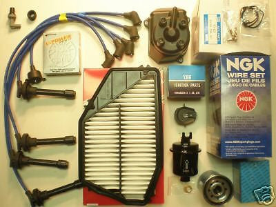 Tune Up Kit Honda Accord EX 1994 to 1997