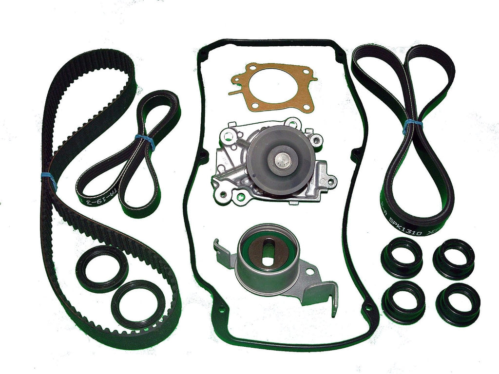 Timing Belt Kit Mitsubishi Lancer 2002 to 2007 SOHC 2.0 Four Cylinder