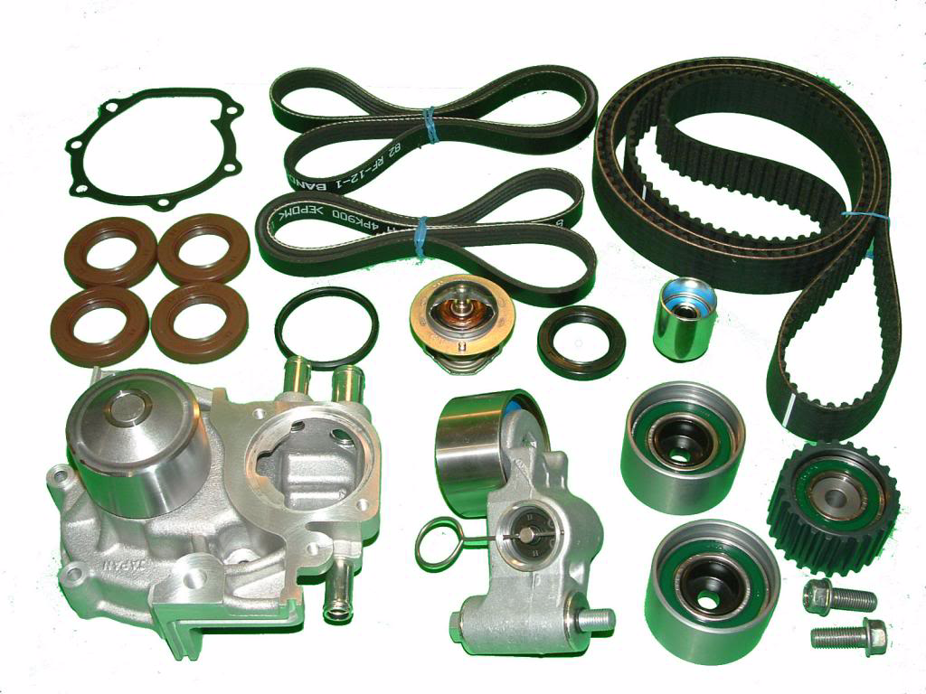 Timing Belt Kit Subaru Impreza WRX Turbo 2003 to 2005