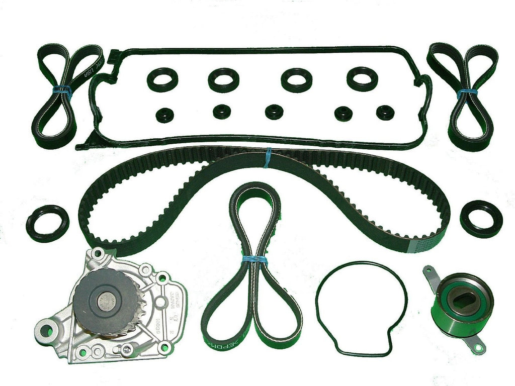 Timing Belt Kit Honda Civic Si 1.6L 1992 to 1995