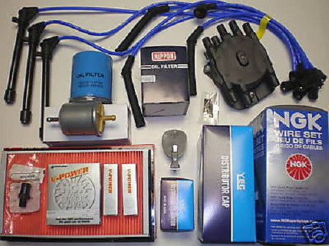 Tune Up Kit Nissan Maxima 1989-1994 SOHC