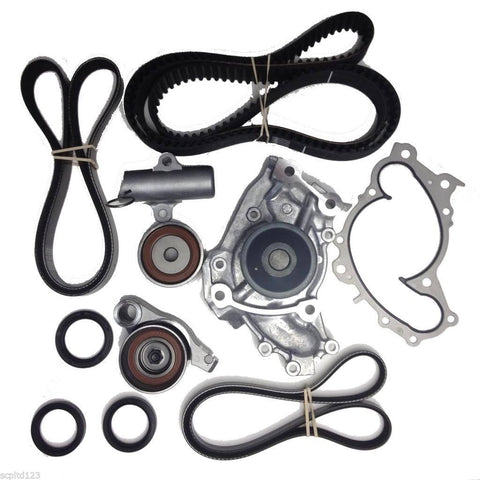 Timing Belt Kit Toyota Camry 2002-2006 V6 Engines 1MZFE and 3MZFE With Mitsuboshi Brand Belts
