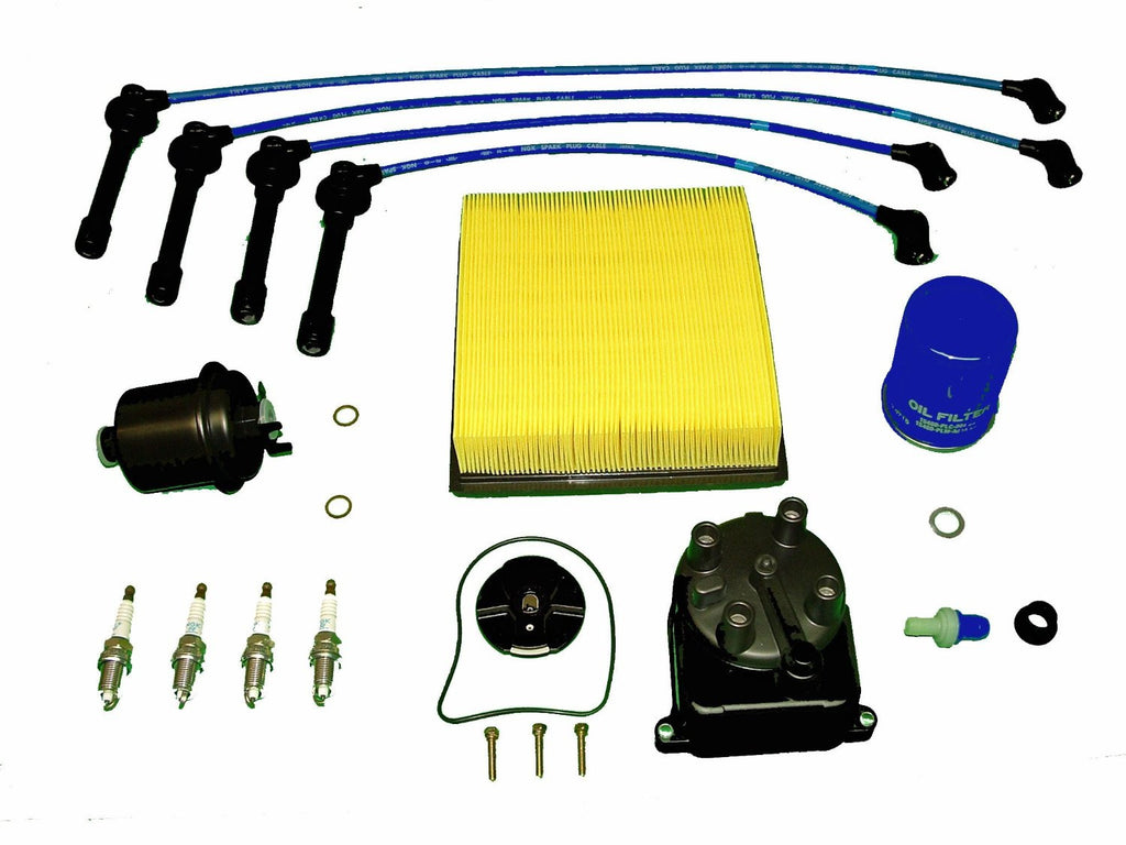 Tune Up Kit Honda Civic Del Sol SI SOHC 1600 Years 1996-1997