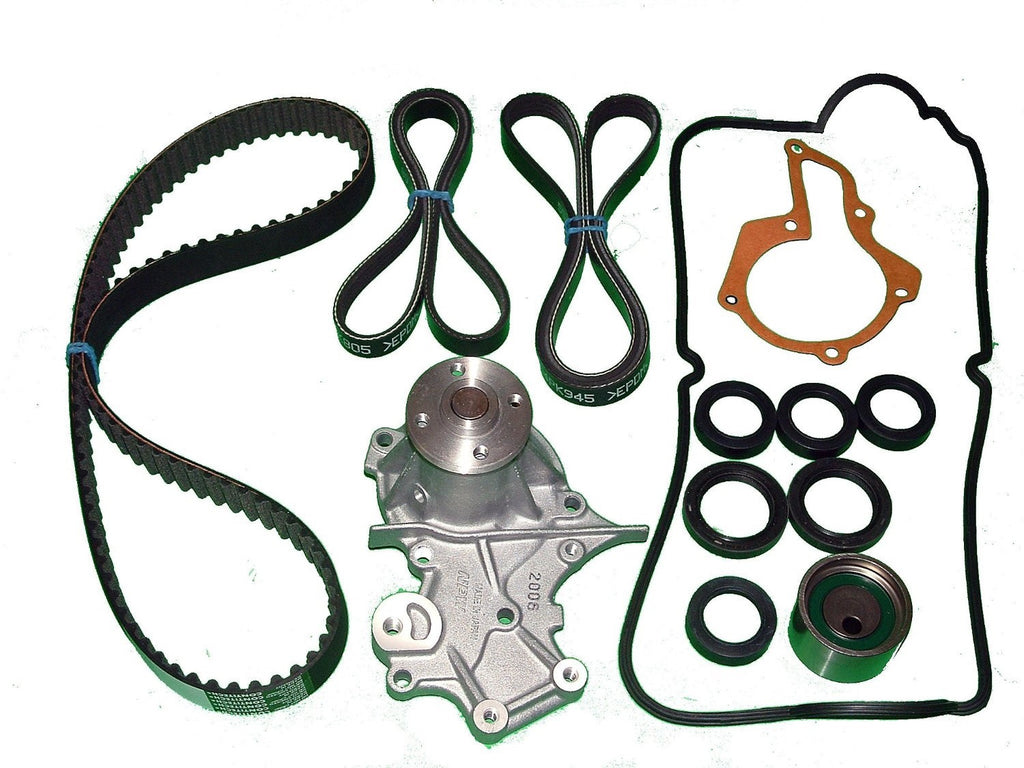 Timing Belt Kit Suzuki X-90 1996-1998 With Air Conditioning and Power Steering