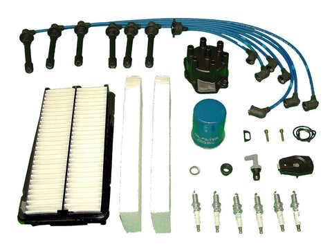 Tune Up Kit Honda Accord V6 3.0L 1998 to 1999