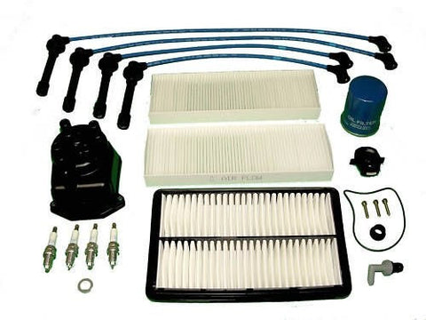 Tune Up Kit Honda Accord VTEC 2.3L SOHC 1998 to 1999