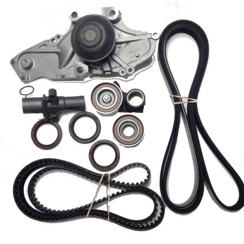 Timing Belt Kit Honda Accord V6 3.5 2013-2017 with Mitsuboshi Brand Timing Belt and Bando Brand Drive Belt