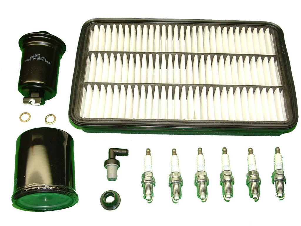 Tune Up Kit Toyota Avalon 1996 1997 Filters Plugs