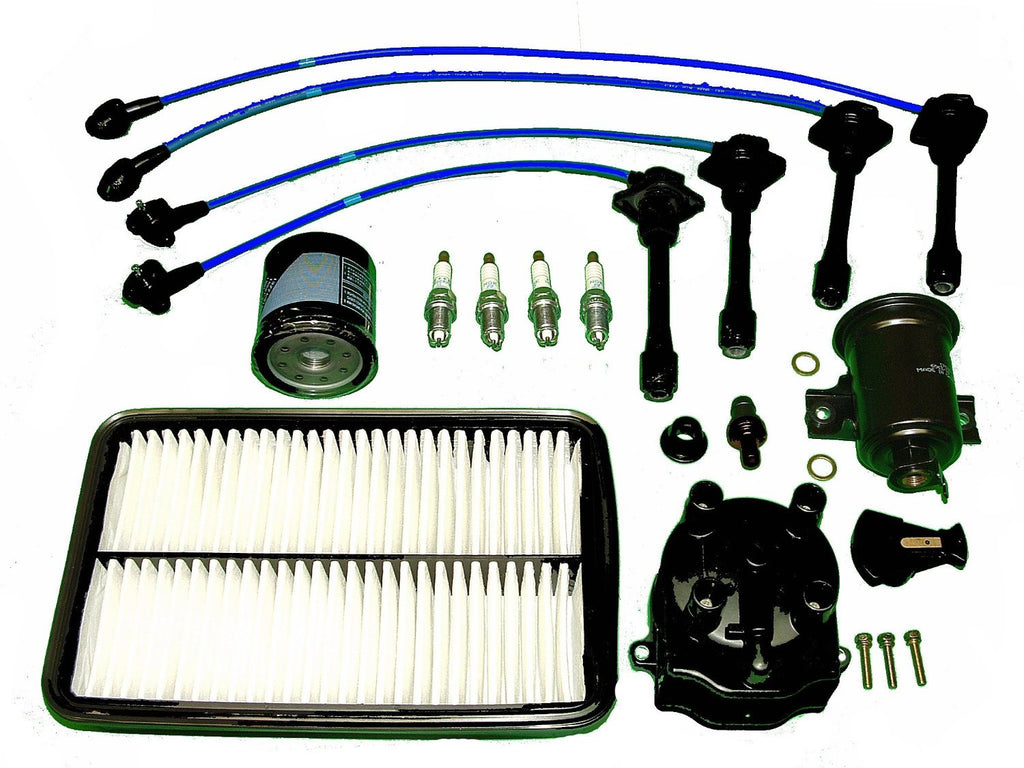 Tune Up Kit Toyota Corolla 1993 to 1997