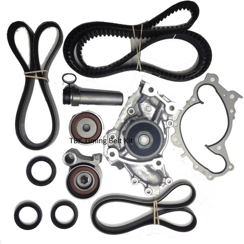 Timing Belt Kit Toyota Sienna 1998-2003 With Mitsuboshi Brand Belts