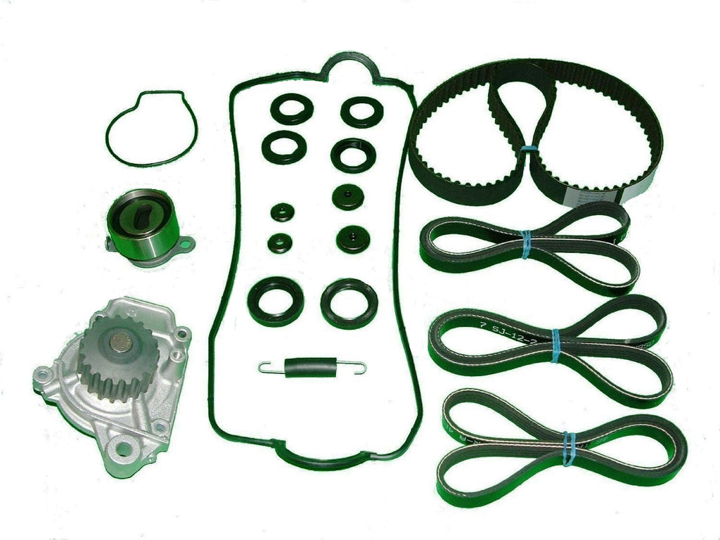 Timing Belt Kit Honda Civic CRX DX 1988 to 1991 1.5L