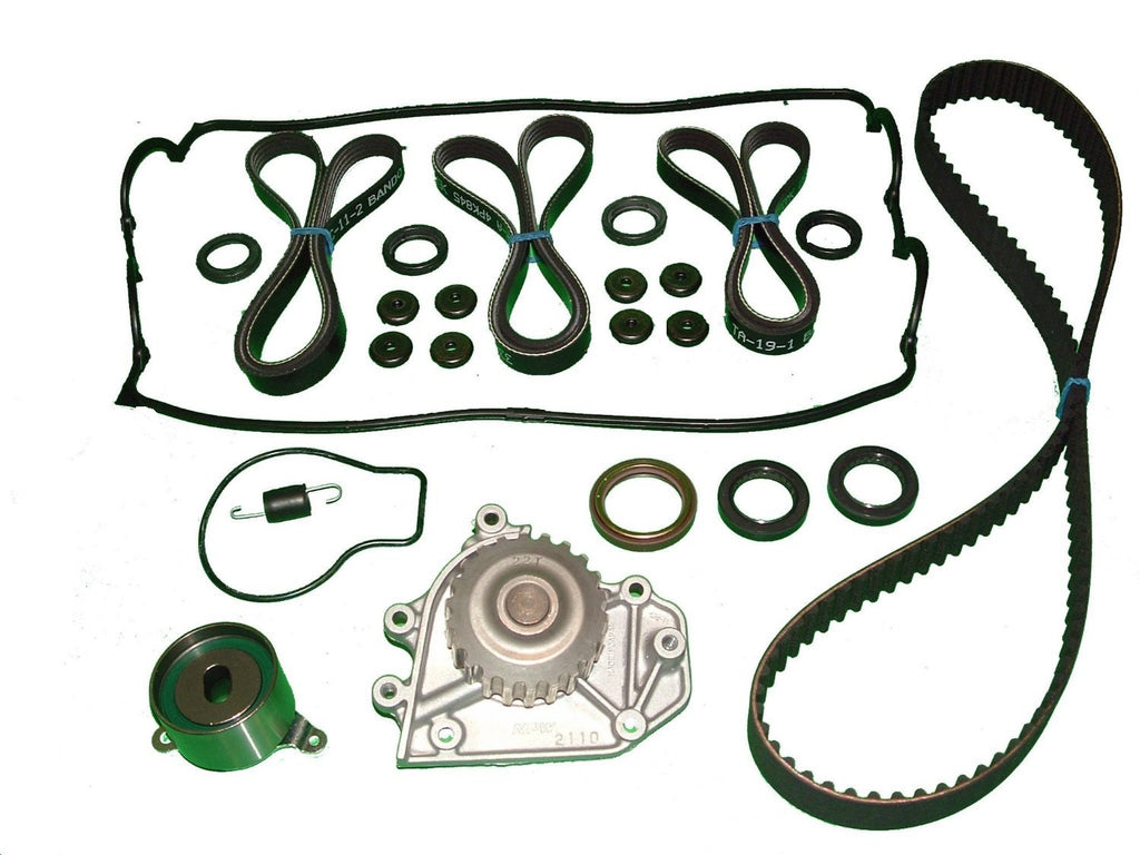 Timing Belt Kit Honda Civic 1.6L Si 1999 to 2000 1595cc
